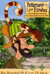 Pettersson und Findus, 1 DVD, Staffel.2