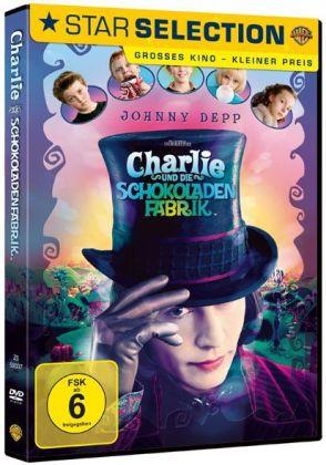 Charlie und die Schokoladenfabrik, 1 DVD