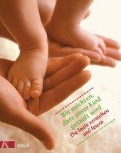 Wir möchten, dass unser Kind getauft wird, Elternbuch Cover