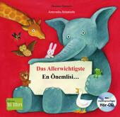 Das Allerwichtigste, Deutsch-Türkisch;En Önemlisi . . . , m. Audio-CD Cover