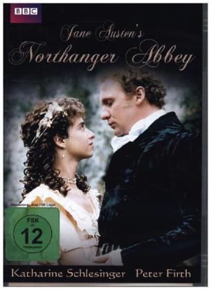 Jane Austen's Northanger Abbey, DVD; Northanger Abbey, DVD