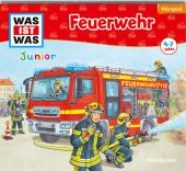 Feuerwehr, 1 Audio-CD Cover