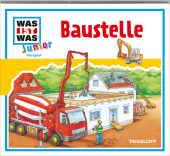 Baustelle, 1 Audio-CD Cover