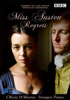 Miss Austen Regrets, 1 DVD