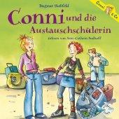 Conni und die Austauschschülerin, 2 Audio-CDs