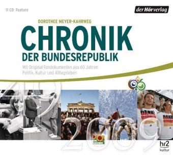 Chronik der Bundesrepublik, 11 Audio-CDs
