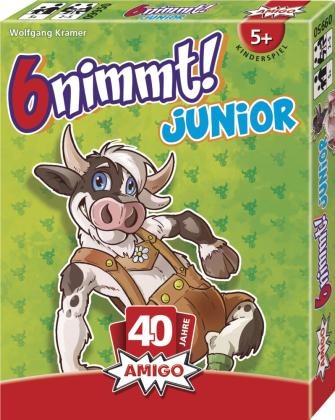 6 nimmt! Junior (Kinderspiel)