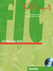 Fit für die DSH, m Audio-CD