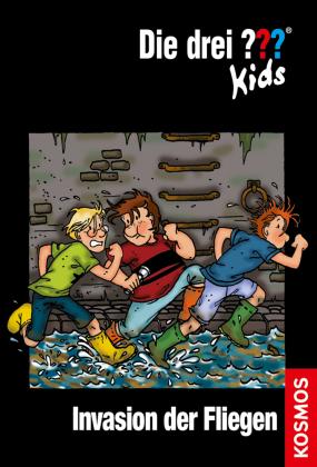 Die drei ???-Kids - Invasion der Fliegen