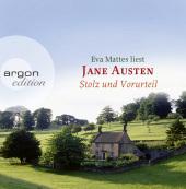Stolz und Vorurteil, 10 Audio-CDs Cover