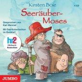 Seeräuber-Moses, 4 Audio-CDs