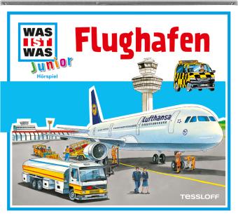 Flughafen, Audio-CD