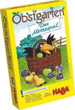 Obstgarten, Das Memospiel (Kinderspiel)