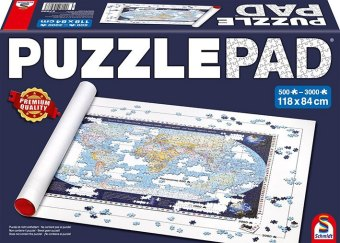PuzzlePad für Puzzles von 500 bis 3.000 Teile
