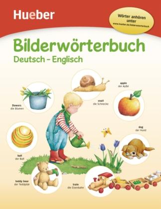 Bilderwörterbuch Deutsch-Englisch