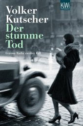 Der stumme Tod Cover