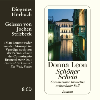 Schöner Schein, 8 Audio-CDs