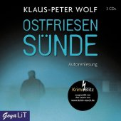 Ostfriesensünde, 3 Audio-CDs Cover