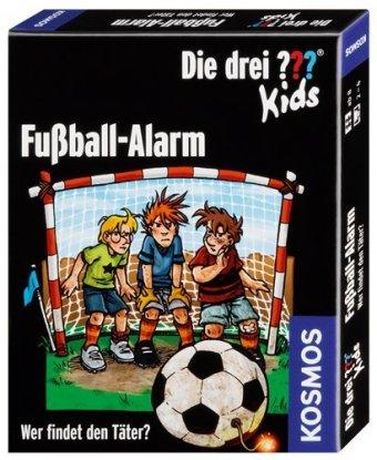 Die drei Fragezeichen-Kids, Fußball-Alarm (Kinderspiel)