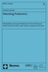 Patenting Proteomics