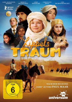 Lippels Traum, 1 DVD