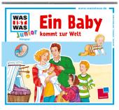 Ein Baby kommt zur Welt, 1 Audio-CD Cover