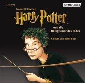 Harry Potter und die Heiligtümer des Todes, 22 Audio-CDs