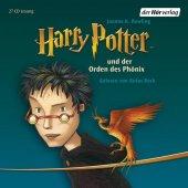 Harry Potter und der Orden des Phönix, 27 Audio-CDs