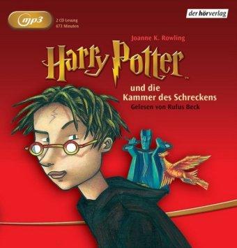Harry Potter und die Kammer des Schreckens, 2 MP3-CDs