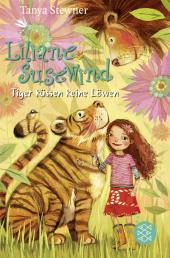 Liliane Susewind, Tiger küssen keine Löwen Cover