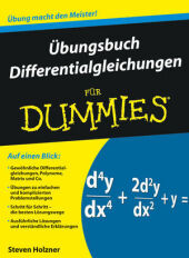 �bungsbuch Differentialgleichungen f�r Dummies