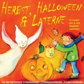 Herbst, Halloween & Laterne, Audio-CD