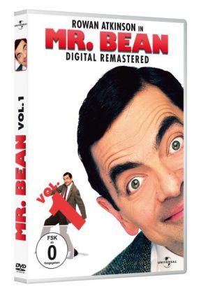 Mr. Bean, 1 DVD (Digital Remastered)