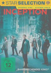 Inception, 1 DVD