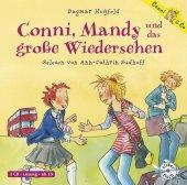 Conni, Mandy und das große Wiedersehen, 2 Audio-CDs