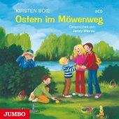 Ostern im Möwenweg, 2 Audio-CDs