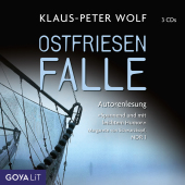 Ostfriesenfalle, 3 Audio-CDs Cover
