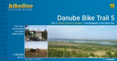 Bikeline Cycling Guide Danube Bike Trail