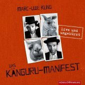 Das K�nguru-Manifest, 4 Audio-CDs