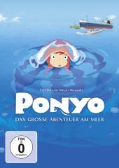 Ponyo, Das große Abenteuer am Meer, 1 DVD