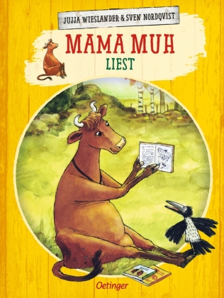 Mama Muh liest