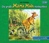 Die große Mama Muh-Hörbuchbox, 3 Audio-CDs