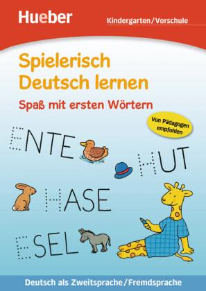 Spaß mit ersten Wörtern, Kindergarten/Vorschule