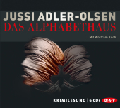 Das Alphabethaus, 6 Audio-CDs