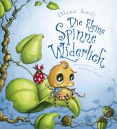 Die kleine Spinne Widerlich Cover