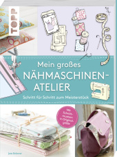 Mein großes Nähmaschinen-Atelier Cover