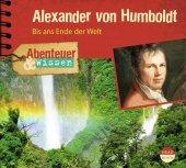 Alexander von Humboldt, 1 Audio-CD Cover