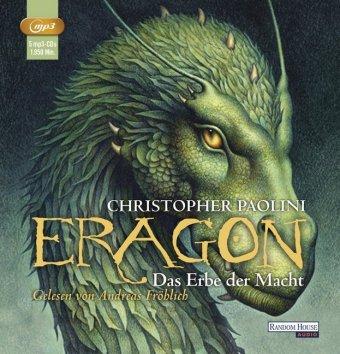 Eragon - Das Erbe der Macht, 5 MP3-CDs