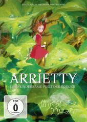 Arrietty - Die wundersame Welt der Borger, 1 DVD