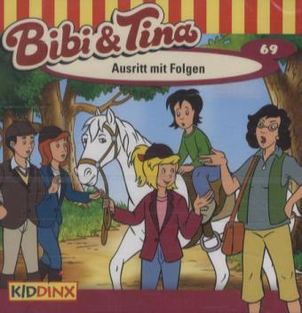 Bibi & Tina - Ausritt mit Folgen, 1 Audio-CD